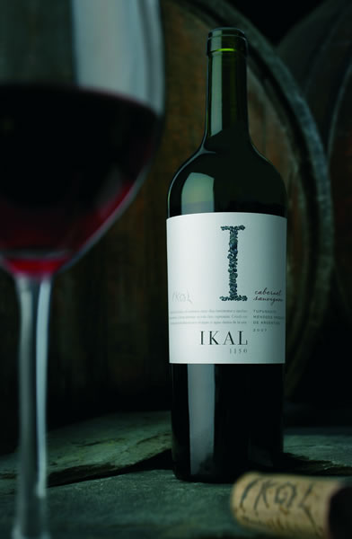 Ikal 1150 Malbec Wines served in Downtown Houston at One Park Place Event