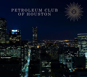 Petroleum Club of Houston Wine List Annual Event