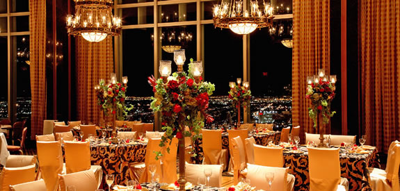 Houston Petroleum Club, Featured Banquet Wine for Weddings