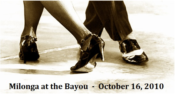 MiLonga on the Bayou, Tango and Wine in Houston
